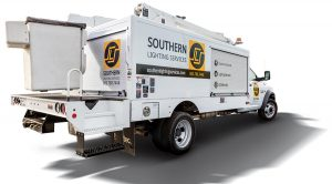 Bucket Truck Southern Lighting Services